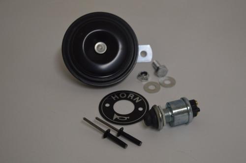EZGO Yamaha Club Car Golf Cart 12 Volt Universal Horn Kit 12V Push Button