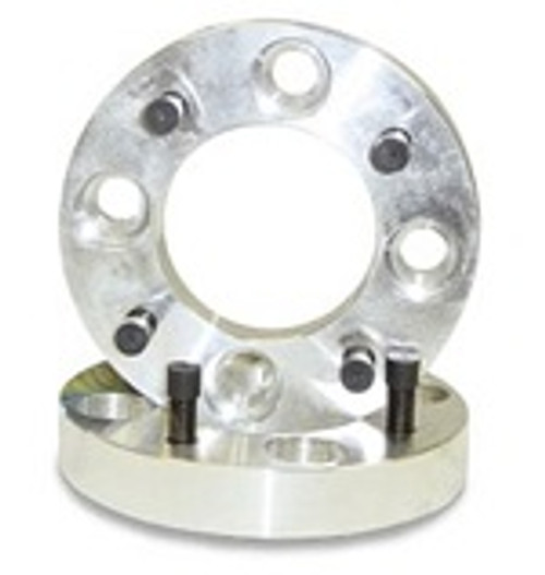"High Lifter Polaris Billet Aluminum Wheel Spacer | 2.5""  4/156 3/8-24 | Pair"