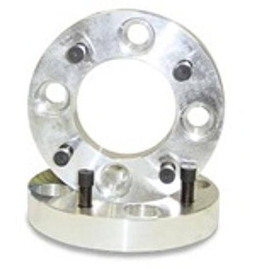 "High Lifter Polaris Billet Aluminum Wheel Spacer | 1"" 4/156 3/8-24 | Pair"