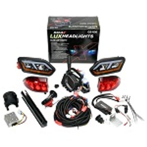MadJax Club Car Tempo 2018-Up Golf Cart LUX Ultimate Light Kit Plus | 02-106