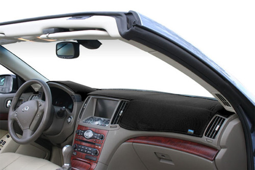 Cadillac XT6 2020-2021 w/ FCW w/ HUD Dashtex Dash Cover Mat Black
