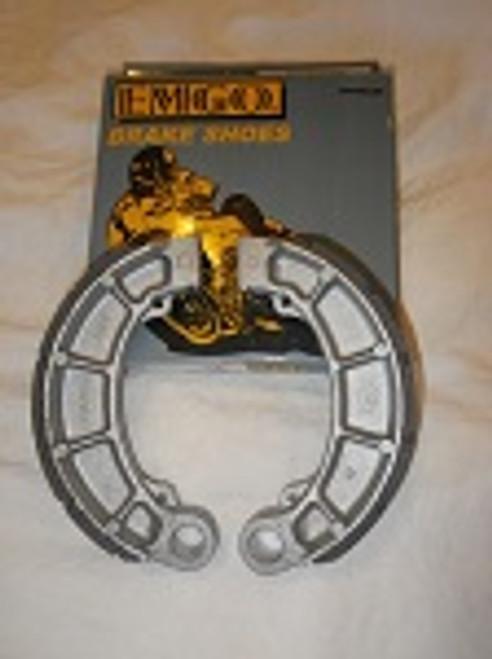 Honda TRX420 Rancher Fourtrax 2007-2010 Rear Brake Shoe Pad Set EMGO | 93-39184