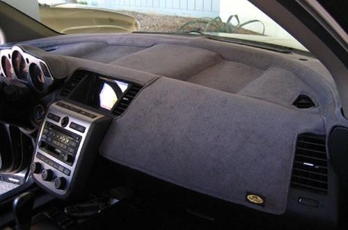 Chevrolet Suburban 2021 w/ HUD Sedona Suede Dash Cover Mat Charcoal Grey