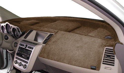 "Fits Nissan Rogue 2021 w/ 9"" Screen Velour Dash Cover Mat Oak"