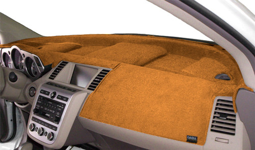 Fits Nissan Titan XD 2020-2021 Velour Dash Board Cover Mat Saddle