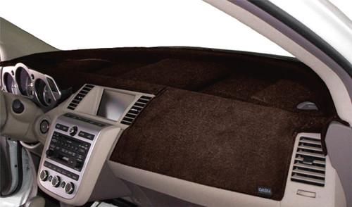 VW Beetle Convertible 2005-2010 Velour Dash Board Cover Mat Dark Brown