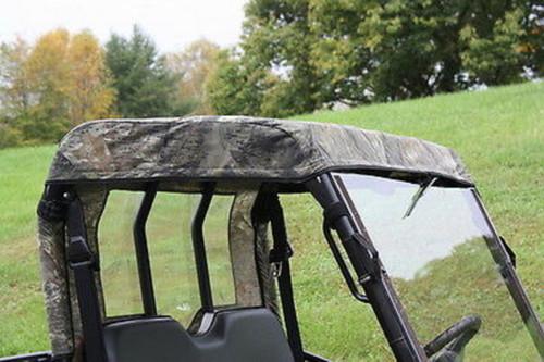 2010-2014 Polaris Ranger 400 500 570 800 Mid size Soft Top w/ Rear Window Camo
