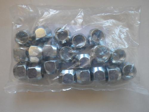 Club Car Golf Cart Wheel Lug Nuts 1/2 x 20 | 1011390 | Box of 21