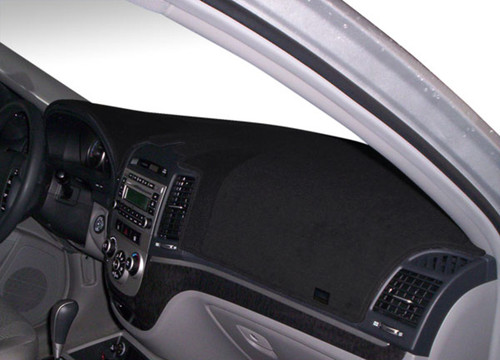 Fits Kia Niro 2020-2021 No Charge Light Carpet Dash Cover Mat Black