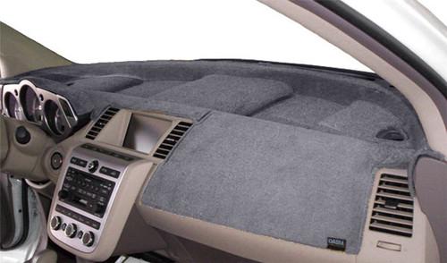 Fits Tesla X 2016-2021 Velour Dash Board Mat Cover Medium Grey