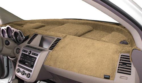 Dodge Charger 2006-2007 Velour Dash Board Cover Mat Vanilla