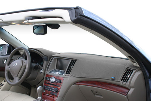 Dodge Charger 2006-2007 Dashtex Dash Board Cover Mat Grey