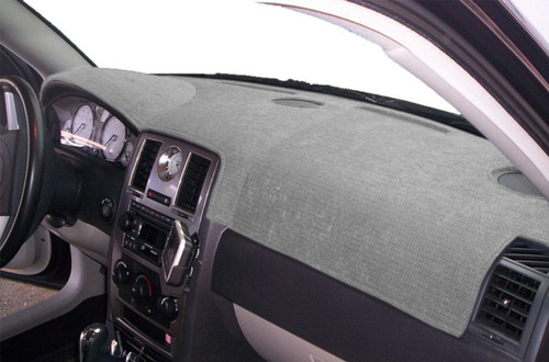 Dodge Charger 2006-2007 Sedona Suede Dash Board Cover Mat Grey