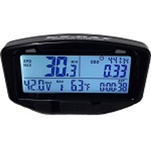 EZGO RXV Golf Cart AllTrax Digital EX-Ray Speedometer Kit Multi-Function Speedo