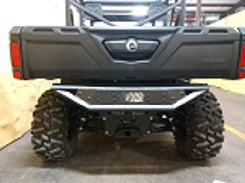 Bad Dawg Can Am Defender Rear Square Tube Bumper   793-2518-00