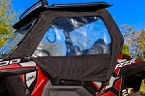Polaris RZR 1000 900S Upper Door Enclosures w/ Vinyl Windows | PRZR15SE-11