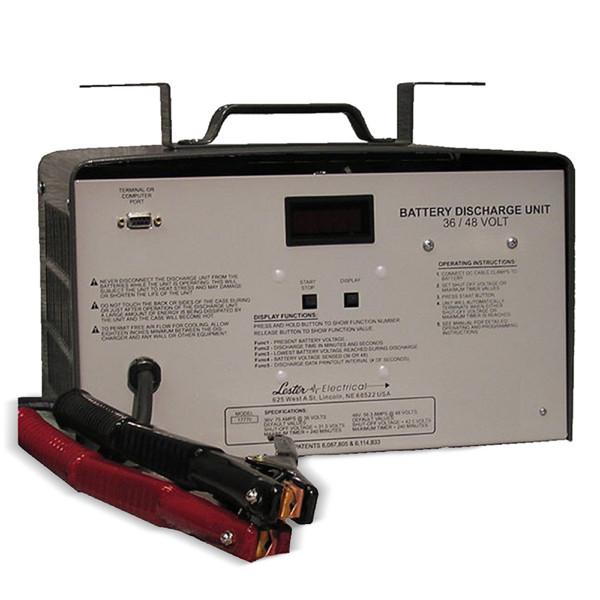 Golf Cart Battery Discharger Tester 36V / 48V Lester Electrical 17770   28251-G02