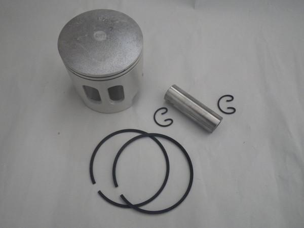 Yamaha G1 2-Cycle Gas Golf Cart Piston, Rings, Wrist Pin, Clips Kit | .25mm OS
