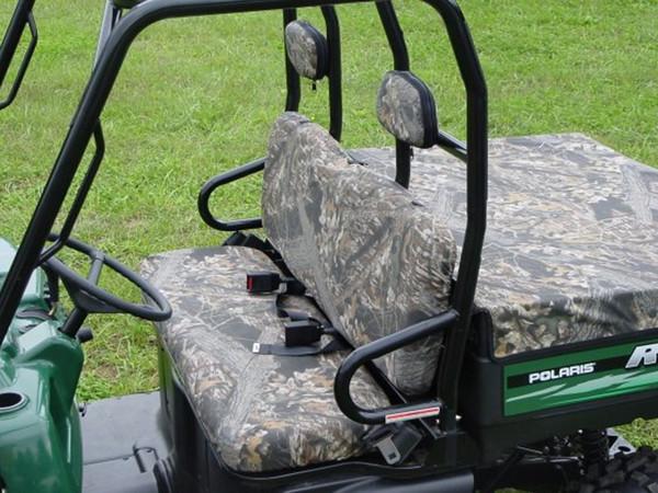 Polaris Ranger 500 700 2002-2008 UTV Bench Seat Covers | Mossy Oak Camo