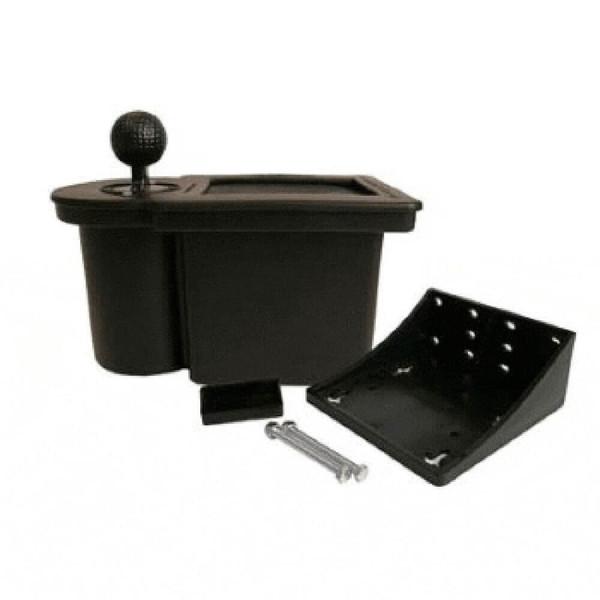 Club Car EZGO Yamaha Golf Cart | Club Clean Club & Ball Washer | Black