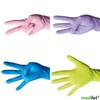 Latex Exam Gloves - Colours