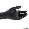 Latex Exam Gloves - Black