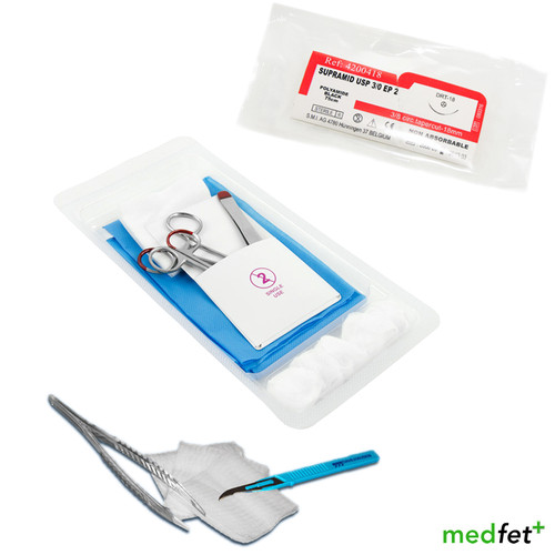 Complete Suturing Kit