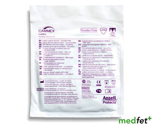 Ansell GAMMEX® Latex Surgical Gloves