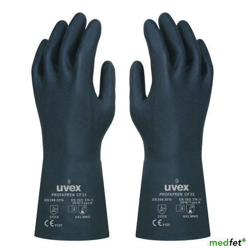 Chemical Protection Gauntlets