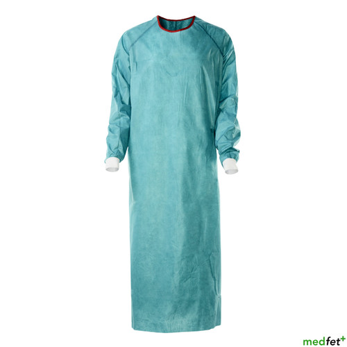 Reinforced Surgical Gown (Sterile)
