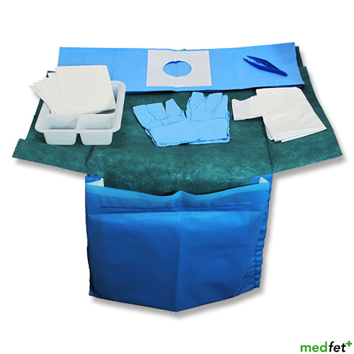 Sterile Field Procedure Kit