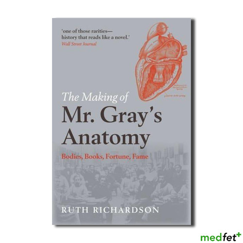The Making of Mr. Gray's Anatomy