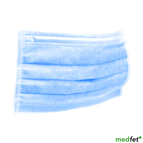 Blue Surgical Masks