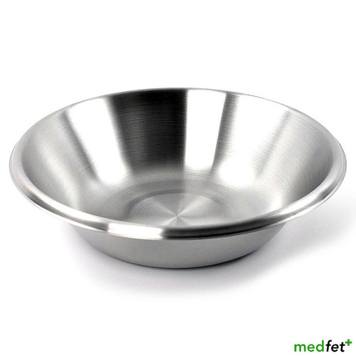 Stainless Steel Bowl Shallow