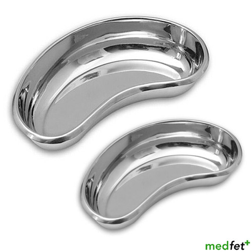 Stainless Steel Kidney Dishes