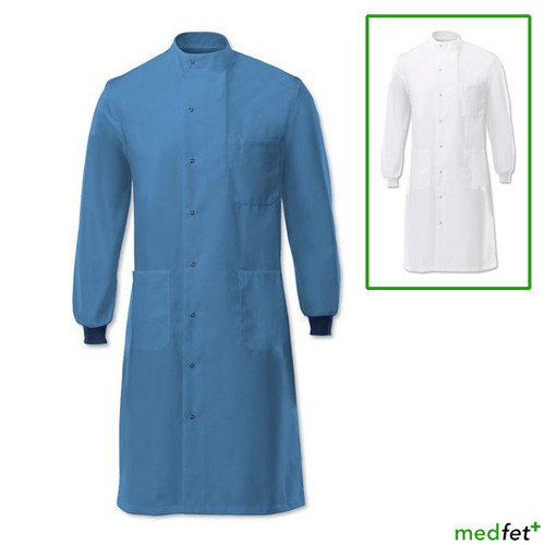 Lab Coat - Asymmetric