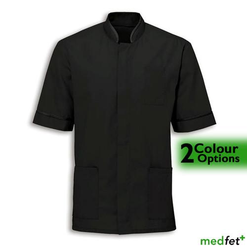 Men's Tunics - Mandarin Collar