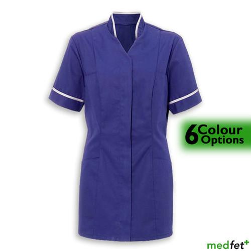 Women's fit Mandarin collar Tunic