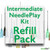 Intermediate Kit Refill Pack