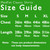 MedFet Classic Shirts Size Guide