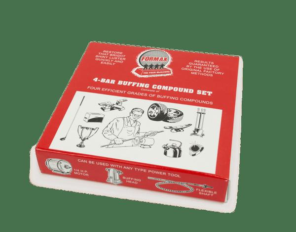 Multitool Polishing Compound Kit