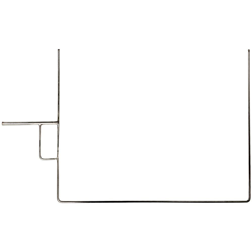 Kupo Flag Frame Open End 24in x 36in Stainless Steel