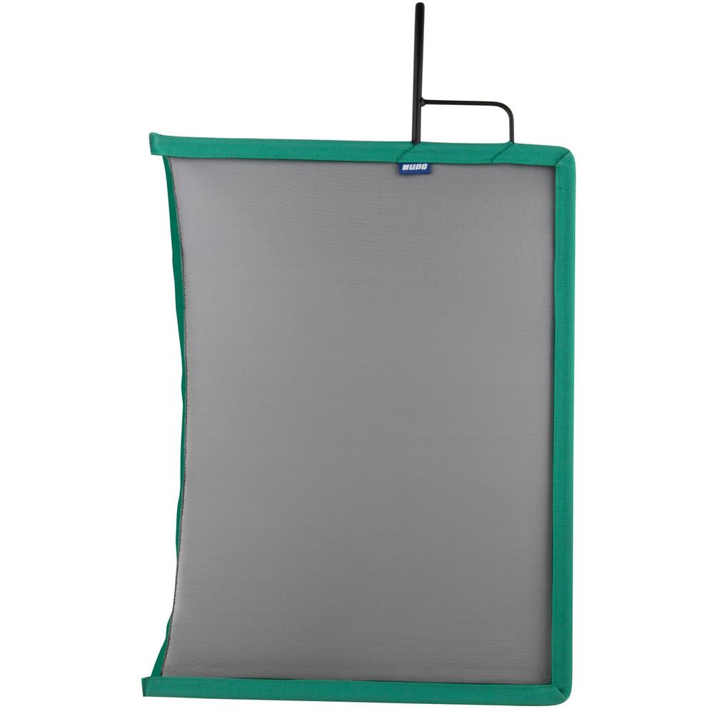 """Kupo 18""""x 24"""" Open End Flag Frame - Single Black Bobbin Net"""