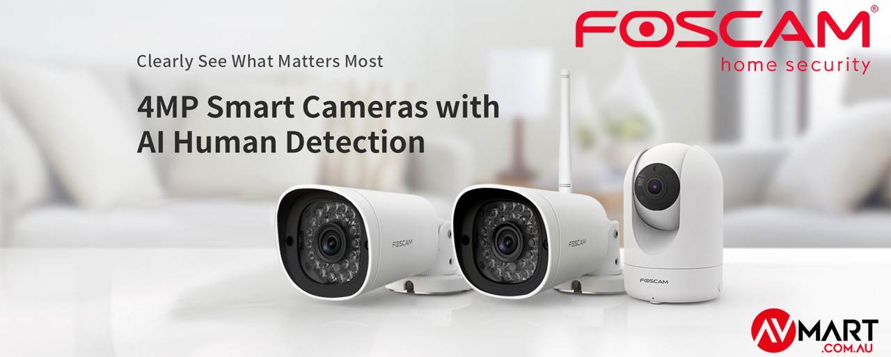 Foscam Security Cameras