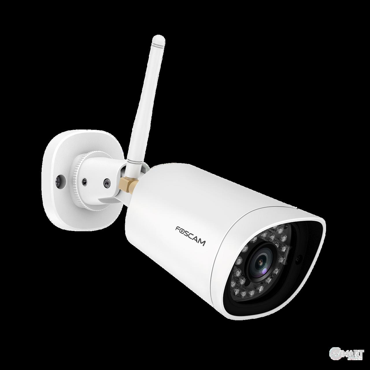 Foscam 2MP 1080P FI9900EP POE P2P Waterproof Zoom Security IP Camera Outdoor PTZ