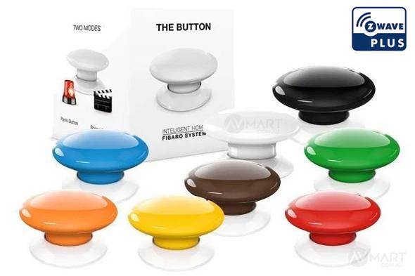 Fibaro Z-Wave The Button Colours