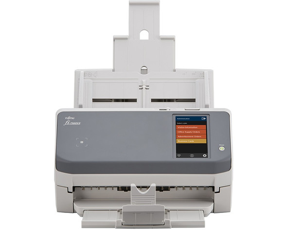 Fujitsu fi-7300NX A4 Duplex Document Scanner, 60PPPM, 80 Sheet ADF