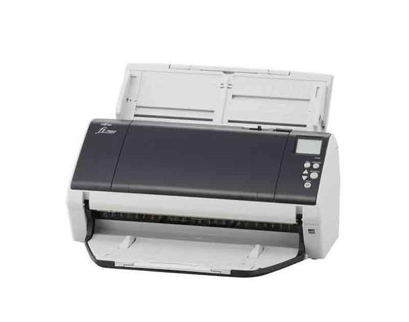 Fujitsu fi-7480 A3 Duplex Document Scanner, 80PPPM, 100 Sheet ADF