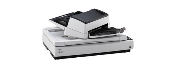 Fujitsu fi-7700 A3 Duplex Document Scanner, 100PPM, Flatbed and 300 Sheet ADF