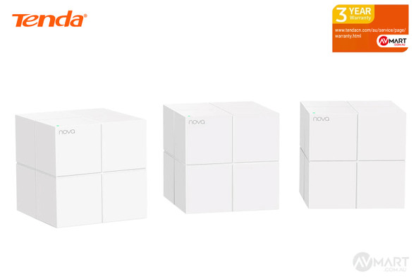 Tenda nova MW6 3 pack